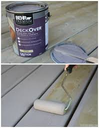 Porch Paint Colors Behr by My Back Porch Has A Fresh New Look Finally Behr Deck Paint