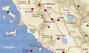 10 Days Itinerary Road Trip In Tuscany