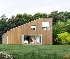104 Shipping Container Design House Built From S Ed In Denmark Assembled In China
