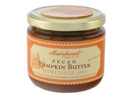 Muirhead Pecan Pumpkin Butter Ingredients by Consumer Packaged Goods Photography Skupics Studios