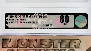 Nintendo 64 (N64) Monster Truck Madness 64 VGA 80 NM NEAR MINT ... Monster Truck Madness 2 Game Free Download Full Version For Pc Vintage Monster Truck Souvenir Yearbook Program Bristol Tennessee Thompson Metal July 26 Flyer Flickr 7 Head Games Big Squid Rc Car And 17 Truck Madness Your Local Examiner Monster Bestwtrucksnet Mtm2 Higher Resolution With Glidewrapper Trucks Markham Fair Nostalgia Trip Madness 64 Had The Original Rocket Nintendo N64 Artwork In