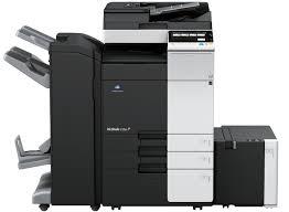 Konica Minolta Printing Equipment