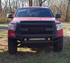Kevlar/Rhino Sprayed Grills | Toyota Tundra Forum
