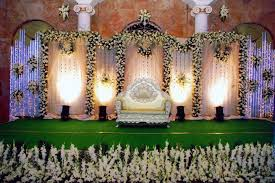 Flower Decoration For Wedding Stage 30 Ideas