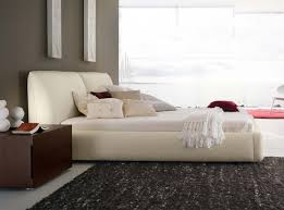 Pavo Italian Platform Bed by Rossetto Beds Bedroom