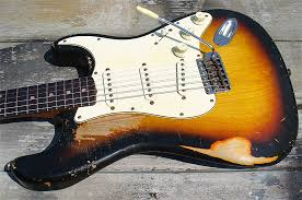 Mike McCready Whos Fender Stratocaster Is More Beat Up
