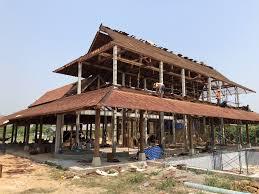 100 Thai Modern House Eco Home Bamboo Earth Chiangmai Life