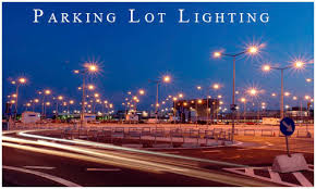 Parking Lot Lighting Barnhart Electric