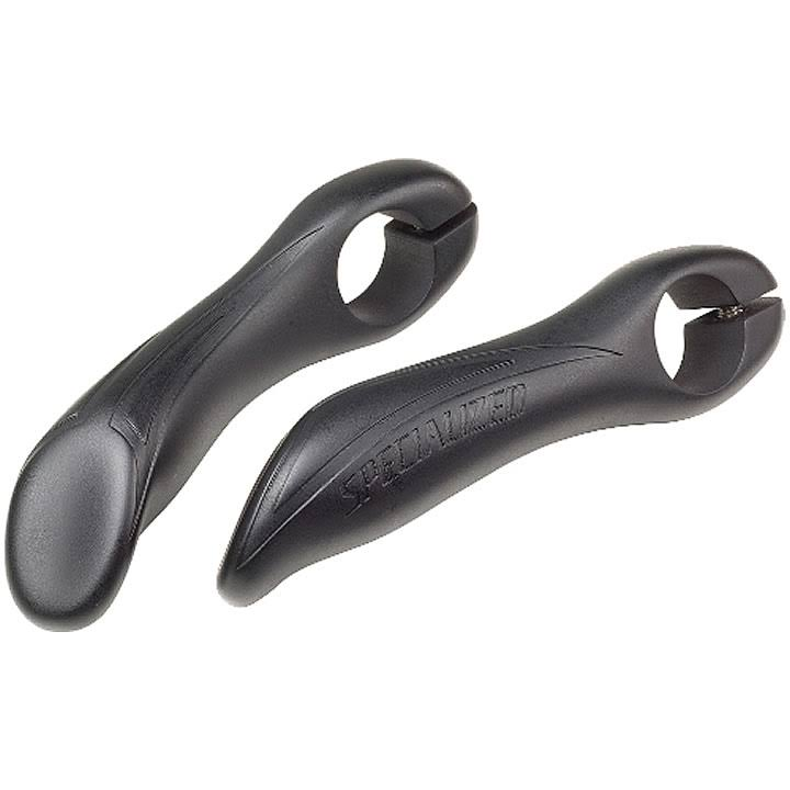 Specialized Alloy Over Endz Bar End - Black