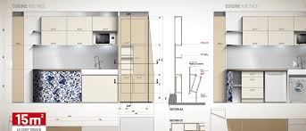plan cuisine ikea am nagement studio ikea avec ikea plan cuisine amenagement studio