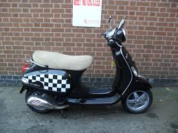 Vespa LX 125 IE For Sale In Leicester