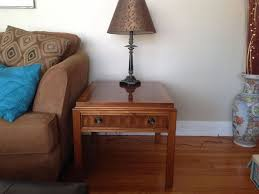 how to make end table higher hometalk
