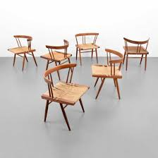 George Nakashima GRASS-SEATED Dining Chairs, Set Of 6 Nakashima Chair Couch Potato Company Chairs George Woodworkers Grass Seat At 1stdibs Nakashima Valuations Browse Auction Results Meartocom Designer Fniture Own The Original Wyeth For Sale Value Id F Medrermainfo Trestle Ding Table Converso Captain39s By At White Building Some Inspired Shop Update October 30 Room 21 Custom Style By Greg Pilotti Maker Orge Nakashima 051990 A Walnut Ding Table With Ten