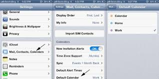 How to Change Default Calendar on the iPhone and iPad