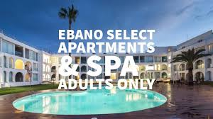 100 Ebano Apartments Select Spa Adults Only Beach