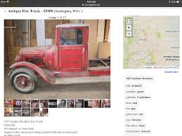 Interesting Graham Fire Truck - Dodge Trucks - Antique Automobile ... Craigslist San Diego Cars And Trucks By Owner Beautiful Vehicle Customer Testimonials Highway 9 Auto Sales Visit Us At Usnine Interesting Graham Fire Truck Dodge Antique Automobile The Ten Crappiest On Right Now Used In Kentucky Best Truck Resource Courtesy Chevrolet Personalized Experience Fort Collins Fniture By Luxury South Grhead Field Of Dreams Car Salvage Yard Youtube For Sale Louisville Ky 1950 Coe Flatbed Kustoms Kent Lino Lakes Mn Bobs Ranch 2014 Harley Davidson Street Glide Motorcycles For Sale