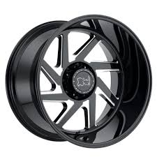 100 Rims For A Truck Swerve By Black Rhino