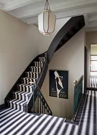 escalier noir et blanc photos de conception de maison agaroth