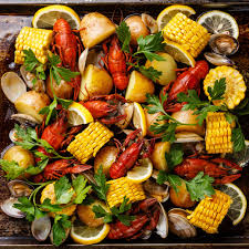 A History Of The Cleveland-Style Clambake - Thrillist Crawfish Boil Clam Bake Low Country Maryland Crab Boilits Stovetop Clambake Recipe Martha Stewart Onepot Everyday Food With Sarah Carey Youtube A Delicious Summer How To Make On The Stove Fish Seafood Recipes Lobster Tablecloth Backyard Table Cloth Flannel Back 52 X Party Rachael Ray Every Day Host Perfect End Of Rue Outer Cape Enjoy Delicious Appetizer Huge Meal And Is It Acceptable Have Clambake At Wedding Love Idea Here Are 10 Easy Steps Traditional