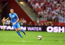 100 Zahavi Warsaw Poland June 10 2019 EURO 2020 Qualifing Round Group