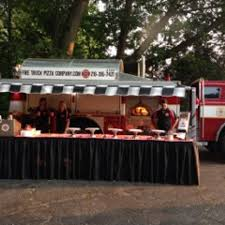100 Food Truck Cleveland Fire Pizza Company S Roaming Hunger