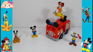MICKEY MOUSE CAMIÓN DE BOMBEROS/MICKEY MOUSE FIRE TRUCK | Itzy ... Mickey Mouse Firetruck Cake Hopes Sweet Cakes Firetruck Wall Decals Gutesleben Kiddieland Disney Light And Sound Activity Rideon Clubhouse Toy Lot Fire Truck Airplane Car Figures Melissa Doug Friends Wooden Zulily Police Clipart Astronaut Pencil In Color Mickey Mouse Toys Hobbies Find Products Online At Amazoncom Mickeys Farm Vehicles Jual Takara Tomy Tomica Dm11 Jolly Float Figure Disneyland Vintage