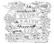Adult Quotes Proverbe Citation Coloring Pages