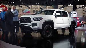 Chicago Auto Show News: Toyota's New TRD Pro Off-road Specials Are Here 2019 Toyota Tundra Trd 4runner Tacoma Pro Just Got Meaner New 2018 Sport Double Cab 5 Bed V6 4x4 At Off Road Gets Tough With Offroad Trucks Autotraderca 6 Tripping The 2017 Trd Pro Archives Page 2 Of 9 The Fast Lane Truck Carson Pickup Truck Scion War Review Youtube Pro
