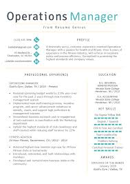 Operations Manager Resume Example & Writing Tips | RG Best Office Manager Resume Example Livecareer Business Development Sample Center Project 11 Amazing Management Examples Strategy Samples Velvet Jobs Cstruction Format Pdf E National Sales And Templates Visualcv 2019 Floss Papers 10 Objective Statement Examples For Resume Mid Career Professional By Real People Deli