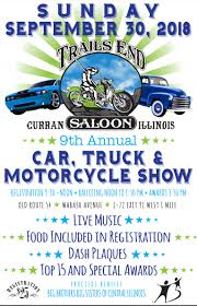 Trails End Saloon Car, Truck, & Motorcycle Show – Central Illinois ... Home Central Illinois Scale Truck Pullers 2014 Fourwheel Drive Factory Stock Home M T Sales Chicagolands Premier And Trailer Bangshiftcom Putting In Work All The Pulls From 2018 Honda Awards Accolades Dealers 2017 Diesel Movers In Springfield Il Two Men And A Truck Lionel 37848 Tractor Toms Trains Ny Grain Door Boxcar Kirkland Model Train Repair Trucking Best Image Kusaboshicom Truck Equipment Automotive Aircraft Boat Big Little Wheels Out Central Shitty_car_mods
