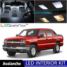Amazon.com: LEDpartsNOW 2002-2006 Chevy Avalanche LED Interior ... Preowned 2010 Chevrolet Avalanche Lt Crew Cab In Blair 37668a 2002 Used 1500 5dr 130 Wb 4wd At 22006 Colorshift Led Headlight Halo Kit By Ora Autoandartcom 0713 Cadillac Escalade Ext 2004 Black Truck Z66 Suv Palmetto Fl Ea Sniper Truck Grille Primary For 072012 4x4 Leather Loaded Short Bed Sportz Tent Napier Outdoors Mountain Of Torque Rembering The Shortlived Bigblock 022013 Timeline Trend Chevy 5 6 Gray