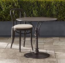 french cafe metal dining side chair lf pinterest tables