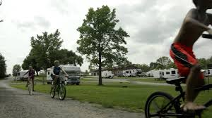 Lampe Campground In Erie Pa by Presque Isle Passage Rv Park Youtube