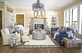 French Country Decor Chic Living Room Furniture Shabby Bedroom Ideas Mirror