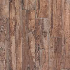 salvage brown wood plank porcelain tile 6 x 40 100013663