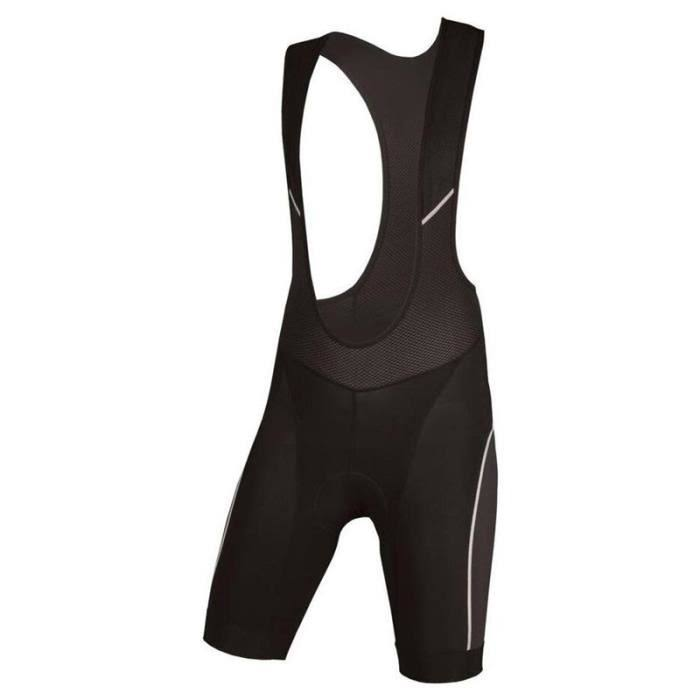 Endura 2016 Mens Hyperon II Cycling Bibshorts - Black, Medium