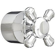 Delta Faucets Cassidy Line by Delta Faucet H795 Cassidy Single Cross Bath Handle Kit Chrome