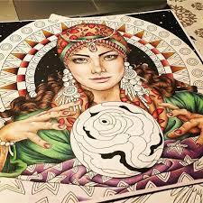 Mcrpain Fantasiacoloringbook Nickfilbert Fantasia Colouring Colouringbookforadultscoloring Coloringbook Mycreativeescape Oceanoperdido