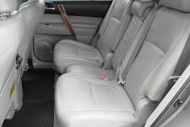 2008 Toyota Highlander Captains Chairs by 2008 Toyota Highlander Awd Limited 4dr Suv In Lewiston Me