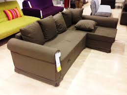 Sectional Sofa Bed Ikea by Sofa Engaging Manstad Sofa Bed Ikea Backabro With Chaise Manstad