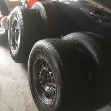 Like New Truck Tires And Rims 265/70/17 | Tires & Rims | Barrie | Kijiji Chevy Colorado Gmc Canyon View Single Post Wheel Tire Will 2857017 Tires Fit Dodgetalk Dodge Car Forums Bf Goodrich Allterrain Ta Ko2 Tirebuyer Switching To Ford Truck Enthusiasts Cooper Discover Ht P26570r17 113s Owl All Season Shop Lifted 2016 Toyota Tacoma Trd Sport On 26570r17 Tires Youtube Roadhandler Light Mickey Thompson Baja Stz Passenger General Grabber At2 The Wire Lvadosierracom A 265 70 17 Look Too Stretched X