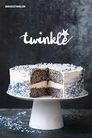 galaxy torte rezept mohn weiße schokolade pflaume