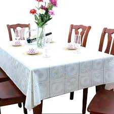 Dining Room Table Cloth Formal Cover Ideas House