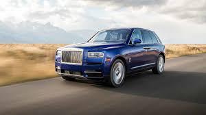 100 Rolls Royce Truck 2019 Cullinan 24 Motortrend