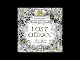 Download Lost Ocean An Inky Adventure And Coloring Book Pdf