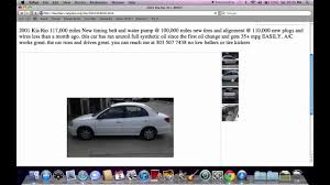 Craigslist Boulder - Used Cars And Trucks Under $1000 Available For ...