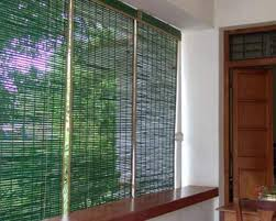 modern patio bamboo shades with bamboo blinds shades curtains for