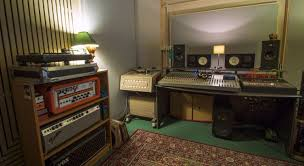 Experience A Professional Music Studio
