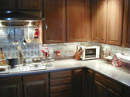 Tin Tiles For Backsplash by Tin Tile Backsplash Ideas Agreeable Interior Design Ideas