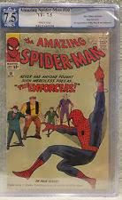 the amazing spider man 10 mar 1964 marvel ebay